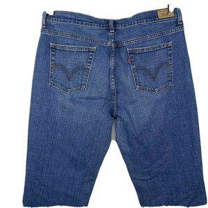 Levis 515 Boot Cut Jeans Women Size 12 M Blue